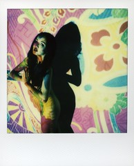 Xuan Projections (Cutspark) Tags: projections projectorart impossibleproject impossiblecolorfilm polaroidslr690