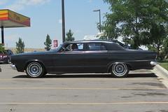 1965 Dodge Dart, chopped top (Hugo90-) Tags: colorado auto automobile club car dodge dart sedan 1965 chopped kustom pueblo