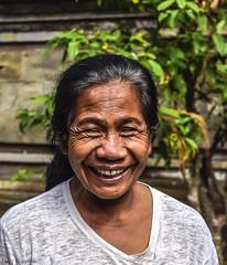 Minder of the temple (bananacake1000) Tags: bali indonesia streetportrait culture nikon travel