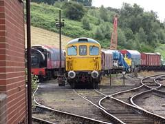 CVR 68030, 33102 SOPHIE, D7672 (johnwebb292) Tags: steam diesel 68030 hunslet 3777 class 33 33102 sophie brcw 25 d7672 churnet