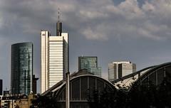 Vertical II (StockQuant) Tags: rokkor 50mmf17 sonyalpha6000 frankfurt germany skyline architecture skyscraper