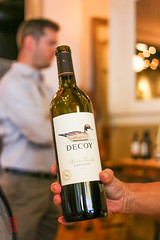 Decoy red wine 2013 (luyaozers) Tags: nyc wine manhattan food restaurant upscale luxury dining yummy park avenue summer alcohol bottle