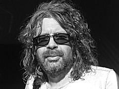 Super Skunk (Lord Eglinton) Tags: portrait tshirt roach hippy hair beard glasses man