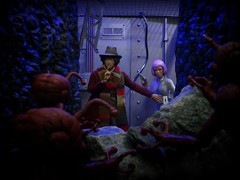 Return to Moonbase (MiskatonicNick) Tags: doctorwho 4th doctor tombaker ltellis shado moonbase bigchief productenterprise diorama scifi playscale 16 sixthscale