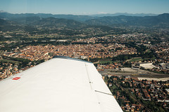 2016.08.08-193 (danesth) Tags: lucca airplane avion beechcraft paysage lucques toscana italie it tuscany italy beecraft