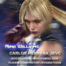 ninawilliamsavatar (CarlosHerreraJevc) Tags: wordpress flickr fanartsjevc jevcupeditions photoshop 2016 avatares namco tekken ninawilliams ireland japan videojuegos geek fandom inspiration msica music