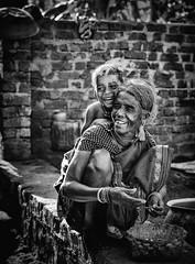 With Grandmom (Padmanabhan Rangarajan) Tags: araku valley vishakapatnam vizag rural scenes tribal india