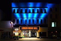 London, ON - London Music Hall (cnmark) Tags: canada london ontario londonmusichall building night light nacht nachtaufnahme noche nuit notte noite allrightsreserved