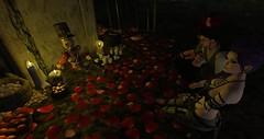 The Altar (Ginger (Edyn Hoxley)) Tags: sl secondlife rp roleplay maitreya mandala lelutka tresblah truth zenith addams pinkfuel esmesia muka bamse
