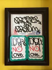 Crasty and Noxer Stickers (MaxTheMightyy) Tags: streetart art graffiti sticker stickers slap usps dod 228 graffitiart slaps noxer noxerdod crasty
