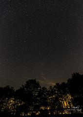 Starry Night (Avisek Choudhury) Tags: stars nc northcarolina nightsky gitzo canon1635mmf28lii canon5dmarkiii avisekchoudhury acratechballhead avisekchoudhuryphotography