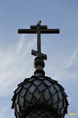 6. Patron Saint's day at All Saints Skete / Престольный праздник во Всехсвятском скиту