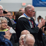 "<b>Commencement 2015</b><br/> Commencement 2015. May 24, 2015. Photo by Kate Knepprath<a href=""http://farm9.static.flickr.com/8886/18064767221_d45d91db31_o.jpg"" title=""High res"">∝</a>"
