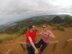 Photo de 14h - Devant le cœur de Voh (Voh, Nouvelle-Calédonie) - 06.06.2014