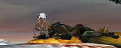 Shipwreck--Made It (Hikumdodonpa) Tags: cosmic nimue photography satyr faun