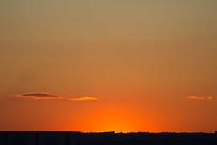 Clockwork Orange (ArtGordon1) Tags: sunset summer evening clouds cloud sky silhouette silhouettes davegordon davidgordon daveartgordon davidagordon daveagordon artgordon1 walthamstow london england uk