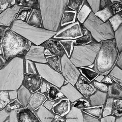 Stone Wall (aus.photo) Tags: blackandwhite bw monochrome rock stone wall blackwhite stones australia stonewall canberra turner act cbr australiancapitalterritory ausphoto australiancroatianclub