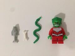 Beast Boy Mighty Micro - 5 (legobagel521) Tags: beast boy lego mighty micro dc micros comic