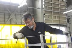 NPW Tsubame-Sanjo_06the Craftsmanship (osho9891742) Tags: niigata sanjo japan npw npw20160709 photowalking    20160709