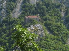IMG_2468 (superpagliaccio) Tags: trieste istria ciclabile valrosandra xiiisecolo santamariadisiaris httpwwwcarsosegretoit201404lachiesadisantamariadisiarishtml