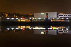 New Brighton Marine Point (David Chennell - DavidC.Photography) Tags: night wirral newbrighton merseyside marinepoint