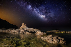 IMG_8547 Playa del Siscal - Lorca (digsoto - Diego Soto) Tags: calnegre playa nightimage nightphotography night lorca milkyway valctea nocturna noche