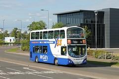 McGill's - 10 KXJ (I6901) (MSE062) Tags: bus london scotland greenock eclipse floor 10 low double wright gemini mcgills decker daf arriva bmv vdl 6901 lj05 kxj lj05bmv i6901 10kxj