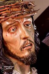 Via Crucis Granada (13) (Guion Cofrade) Tags: cofradia fe cofrade santa semana seor santo pasin pasion costalero jess besamanos besapis cristo iglesia procesin cultos andalucia nazareno hermandad