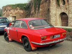 Alfa Romeo GT 1300 Junior 1974 (LorenzoSSC) Tags: alfa romeo gt 1300 junior 1974