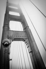 Golden Gate Bridge (Lou.Mercuri) Tags: sanfrancisco bridge fog goldengatebridge