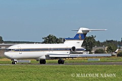 B727-2U5(RE) HZ-AB3 AL-ANWA AVIATION (shanairpic) Tags: bizjet jetairliner b727 boeing727 shannon alanwaaviation hzab3