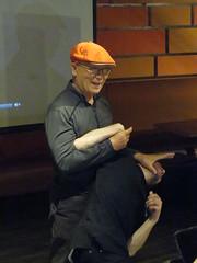 Hwang In-Sik (the_gonz) Tags: hwanginsik hwanginshik brucelee jackiechan wayofthedragon returnofthedragon kungfu martialarts grandmaster hapkido easternheroes bruceleeconvention seni
