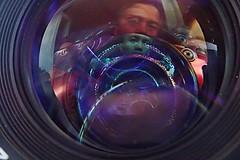 rings (mohamedyamin_masop) Tags: olympus toughtg4 self portrait macro closeup reflection lens lomostyle