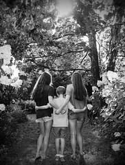 Sweetest Goodbye (harper.kim76) Tags: sunset flowers hugs goodbyes