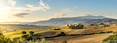 Una Bellissima Valle della Toscana (lensjourner) Tags: ifttt 500px podere italia italy toscana tuscany agriturismo belvedere country cypress hills house landscapes