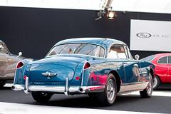 Facel Vega HK 500 1960 (tautaudu02) Tags: auto hk paris cars automobile invalides moto auctions 500 vega coches voitures rm vente 2015 rétro facel
