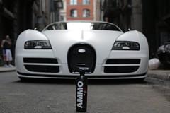 Bugatti Veyron AMMO Spit