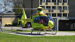 akutlgehelikopter af typen EC 135 P2e (Bjrn Steiner) Tags: af 135 typen ec p2e akutlgehelikopter