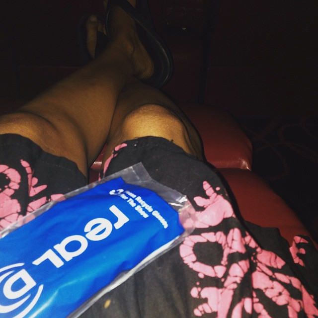 Im in a recliner! In a movie theater!! With 3D glasses!!! Ready for Mad Max: Girl Power!