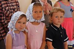 23. Детский праздник «Святая Троица»