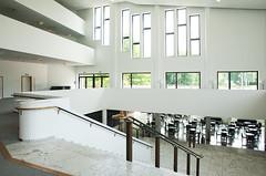 Aalto-Theater Essen (ustrassmann) Tags: essen treppe nrw foyer aalto oper alvaraalto opernhaus northrhinewestphalia kulturhauptstadt aaltotheater