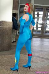 Dazzler cosplay (The Doppelganger) Tags: ass boots cosplay butt booty xmen atlanticcity heels cosplayer marvel marvelcomics comicconvention dazzler atlanticcityboardwalkcon