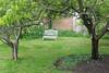 Garden bench (RoboSchro) Tags: garden bench clarepriory