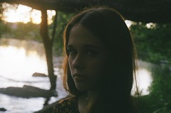 Down By The River (maxime.blackburn) Tags: 35mm river minolta oneshot