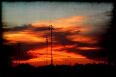 Sunset 7-13-16 (Groovyal) Tags: sunset71316 sunset 71316 texas tyetexas breathless beauty nature eden dusk light lightshow summer westtexas dyess