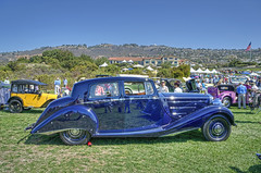 1937 Rolls-Royce Phantom III Hooper Sport Saloon (dmentd) Tags: 1937 rollsroyce phantomiii hooper sportsaloon