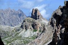 Panorama dal Paterno (MarioLaser) Tags: dolomiti paterno vie ferrate