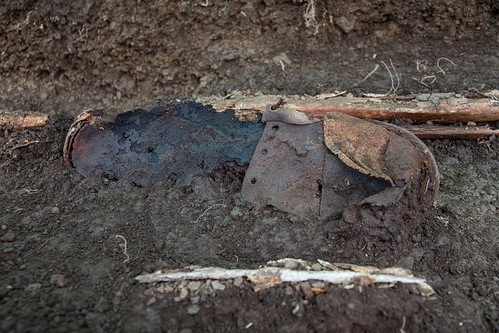 Exhumación en El Pando (León) (19)