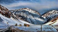Alta montaa (Miradortigre) Tags: andes paso pass snow winter invierno nieve