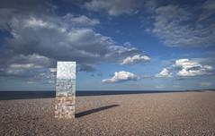 Glitch. (Matt_Briston) Tags: beach contemporary brian 16 pixels glitch cley yesitisinfocus koreling